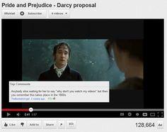 my posts Pride and Prejudice Lizzie Bennet lizzie bennet diaries the lbd william darcy