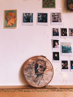 closeup in the daytime #polaroids #uooncampus #sewing #homemade