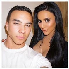 #MakeupArtistMonday We're in love with @samvissermakeup's looks!  He's amazingly talented at doing makeup on huge celebrities and social figures... and he's only SIXTEEN years old!   #motd #fotd #beauty #tutorial #selfie #instagood #instalike #follow #like #makeuptutorial #mua #makeupartist #beautyblogger #bblogger #yters #comment #mariahleonard #samvisser #kardashianmakeup