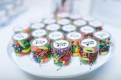 Runts fruit Candy Favors from a Tutti Frutti Birthday Party via Kara's Party Ideas | KarasPartyIdeas.com (17)