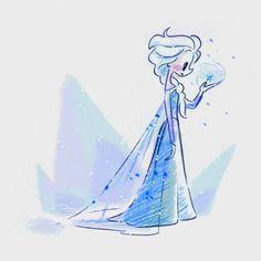 David Gilson: Cutie Frozen Elsa