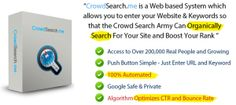 #CrowdSearchMe Review And Bonus By Dan Anton