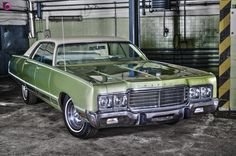 Chrysler New Yorker 1973
