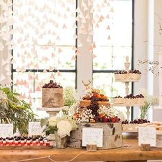 Cake stand and card holders made by Country Chapel! There's something for everyone, check out our website. #countrychapelwedding #masonjar #flagstaffweddings #ido #weddingdecor #masonjarwedding #rusticwedding #countrywedding
