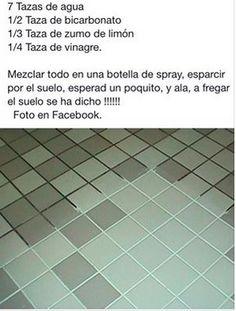 Encontrado en Facebook de Limpiezas Ruiz Vega