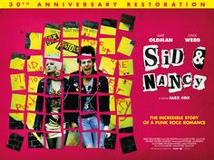 Check Out The Trailer & Poster For The SID & NANCY Re-Release   www.themoviewaffler.com/2016/07/check-out-trailer-poster-for-sid-nancy.html