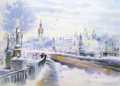 Winter in St. Petersburg -Olga Litvinenko