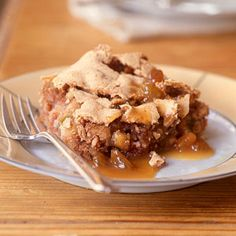 It's not necessary to peel the apples in this very moist cake. And the sugar produces a wonderful, crunchy top that's best eaten the day it's made. A glass of milk is a great accompaniment.