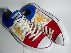 Awesome Pinoy shoes!  I kind of want to get this for my dad for his bday.  :D