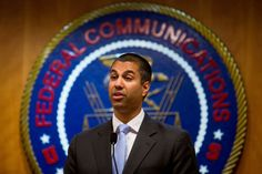 Republican FCC plans repeal of net neutrality rules.   In a sweeping proposal to be revealed on Tuesday, Ajit Pai, the chairman of the F.C.C., is preparing to scrap the net neutrality rules, said people familiar with the plan.