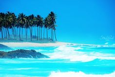 sea, salt, waves