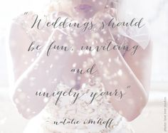 weddings should be ...  http://www.thebridalsolutionllc.com/2013/08/weddings-should-be.html