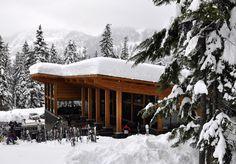 Silver Fir Ski Lodge | Urbanadd | Archinect