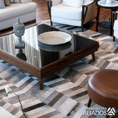 Rugs, Furniture and Complements. Rugs, Table, Leather, Furniture, Design, Home Decor, Accent Rugs, Fur Rug, House Decorations
