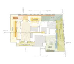 MPA Architetects West Village Penthouse: Plan GIF