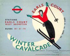 Winter Cavalcade ~ Margaret Barnard