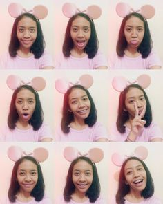 I'll be your minnie and u'll be my mickey  by angput_