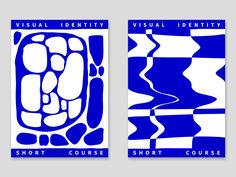 UAL short course flyers by Raquel Figueira