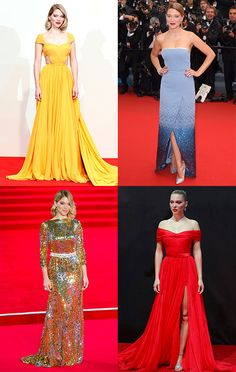 Les looks et le style mode de Lea Seydoux 34