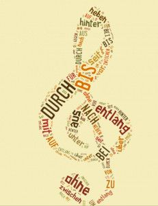 How to memorise those pesky prepositions - Angelika's German Tuition & Translation German Grammar, German Language, German Resources, Learn German, Prepositions, Cool Writing, Teaching Strategies, Student Gifts, How To Memorize Things