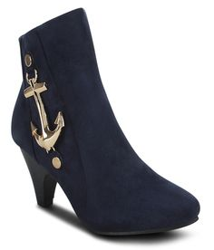 Get Glamr Blue Cone Boots, http://www.snapdeal.com/product/get-glamr-blue-cone-boots/801794329