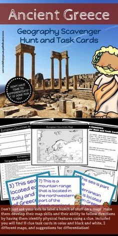 an internet treasure hunt on ancient greece Internet hunt activities created by cindy  these scavenger hunts will help you discover how diverse this  homer and ancient greek life.