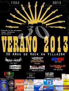 Verano Rock Villazón