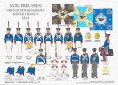 """Grenadier Regiment """"Kaizer Franz"""""""