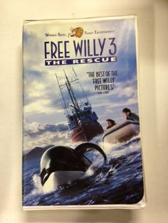 Free Willy 3: The Rescue, Free Willy 3: De redding (1997 ...