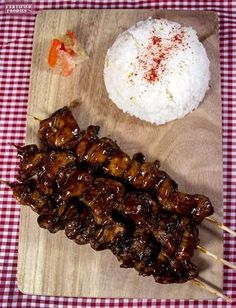 Here's a simple yet delicious Japanese Chicken Yakitori recipe we're sure you'll love! Chicken Yakitori Recipe, Chicken Recipes, Recipe Chicken, Turkey Recipes, Japanese Chicken, Japanese Food, Japanese Recipes, Chinese Food, All You Need Is