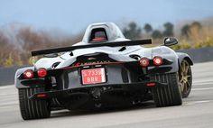 Tramontana Super Car... Wow i want one..