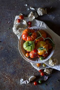 How to Recognize Good Ingredients: Pasta. And a 3 Tomato Garlic Pasta Recipe | Hortus Natural Cooking - Naturally Italian.