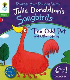 Julia Donaldson books for early readers