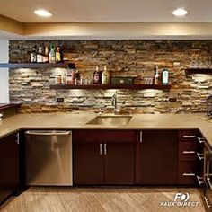 Faux wall panels are being widely used for a number of home improvement projects. Why? Well, the top two reasons are their affordability and durability. Authentic stone comes with a hefty price. Not only must you purchase the stone itself, but the mortar, machine/tool rentals, and labor costs as well. With Faux Direct, you can purchase faux stone panels for a fraction of the price. You won't pay for labor, because you will be able to install them all by yourself in a matter of hours. W...
