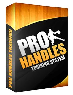 Ever wanted a lethal dribbler like Iverson! Magic! Jordan. The Pro Handles Training System will turn you into a Basketball Legend