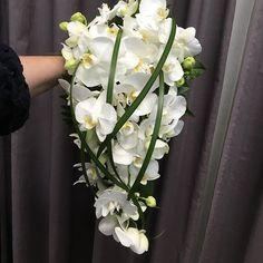 #orcidea #weddingbouquet #phaleonopsis