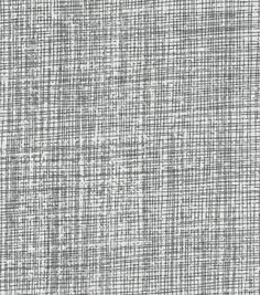 Keepsake Calico™ Cotton Fabric-Crosshatch Gray
