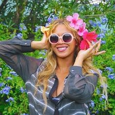 Beyonce, Jay Z, and Blue Ivy's vacation photos are making us envious