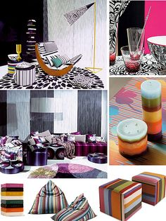 Missoni Home, A Vivid Kaleidoscope of Color