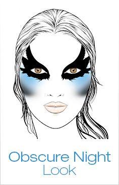 Maquillaje para Halloween - Tutorial Make Up - KIKO Make Up Milano Makeup Kiko, Beauty Makeup, Hair Makeup, Halloween Tutorial, Halloween Make Up, Black Swan, Body Painting, Party Ideas, Ballet