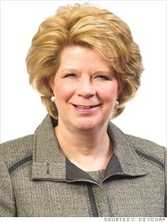 Beth Mooney, Chairman & CEO, KeyCorp    https://www.key.com/about/company-information/key-biographies.jsp  #finance #Fortune500