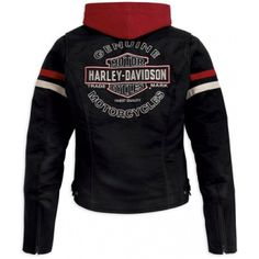 Harley Davidson womens jackets | Womens Harley-Davidson Miss Enthusiast Jacket