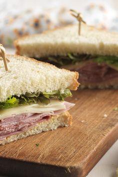 Classic Sandwich Bre
