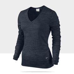 Nike V-Neck Women's Golf Sweater