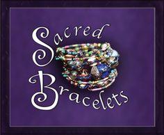 Special Order Sacred Sites Design from Sacred by SacredBracelets, $270.00