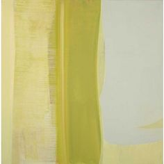 Marcy Rosenblat - Yellow Weave, pigment and silica medium on canvas, 48 x 48 inches, #abstract artwork at Mozumbo Contemporary Art. https://mozumbo.com