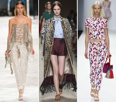 Spring/ Summer 2014 Print Trends - Animal Prints  #trends #fashion