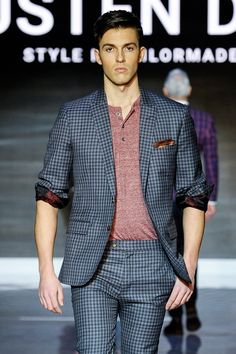 The 33 Best Looks at Toronto Men Mens Fashion Week, All Fashion, The 33, Talent Agency, Male Models, Editorial Fashion, Toronto, What To Wear, Blazer