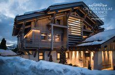 THE LADY  -  Zeer comfortabele chalet, gelegen in het hart van de Alpen en het bekende skistation van Megève op de skipistes van Rochebrune. Deze nieuwe luxechalet is ideaal voor vakantie onder familie of vrienden. Het biedt een prachtig panoramisch zicht over de vallei van Arly en de omliggende bergen. Met zijn 7 slaapkamers en 4 badkamers, is deze chalet geschikt voor 14 personen.