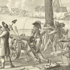 Aanval van de Pruisische troepen op Weesp, 30 september 1787, Maas van Altena, 1789 - 1791